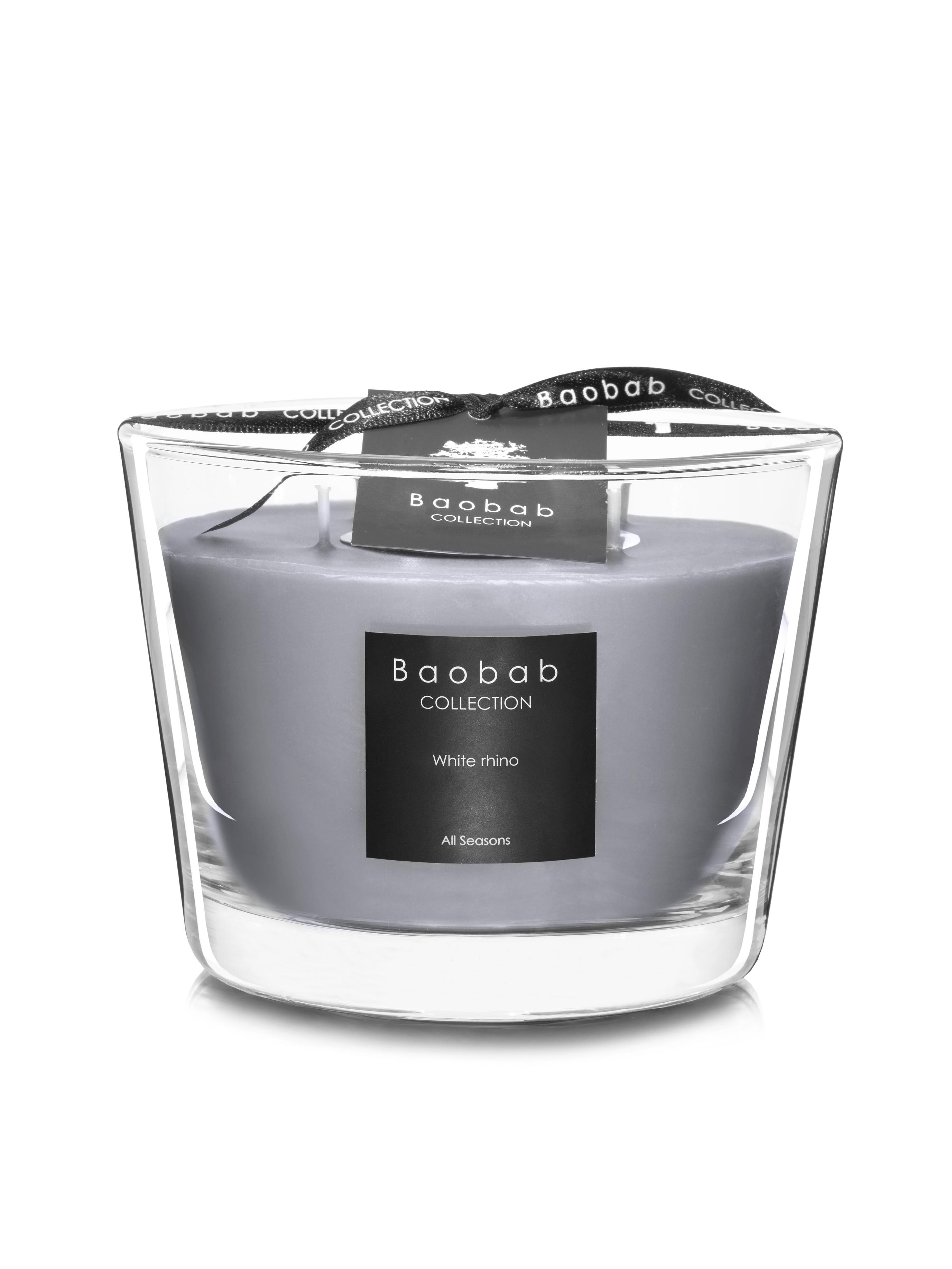 White Rhino 500 Gramm Candle