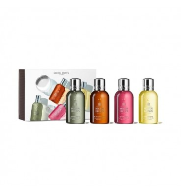 Spicy and Citrus Bathing Collection 4 x 100ML