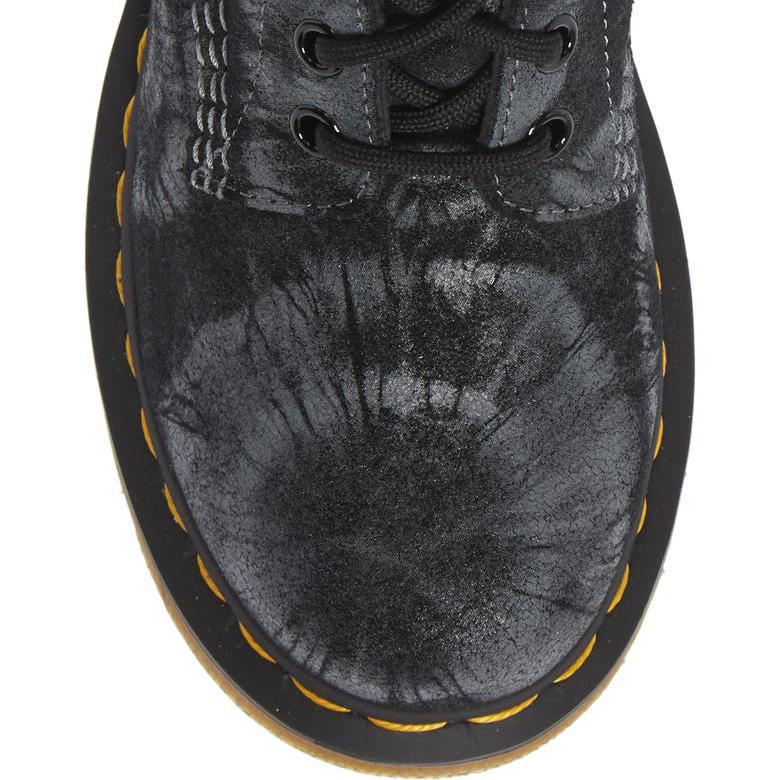 Pascal The Dye Printed Suede
