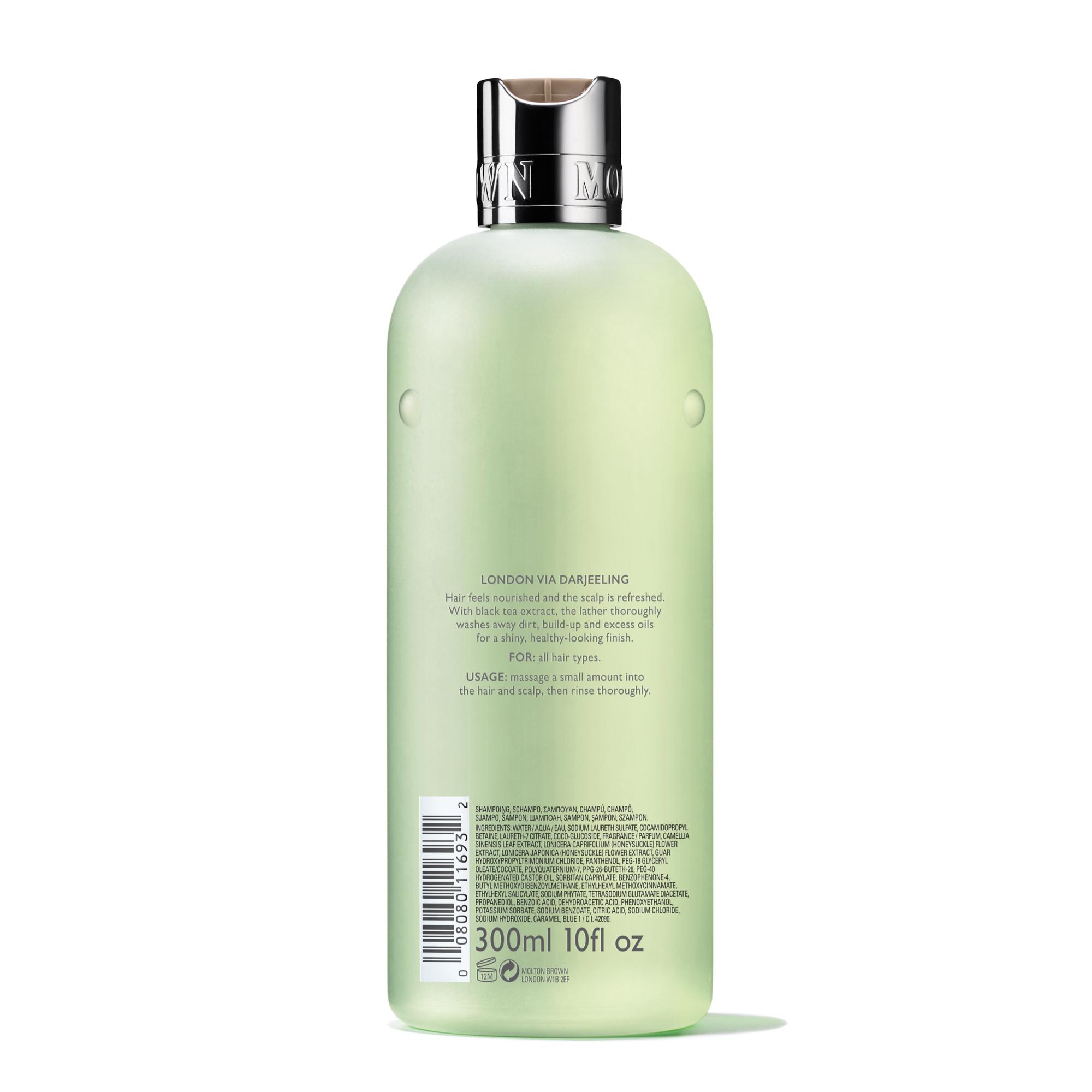 Daily Shampoo with Black Tea Extract