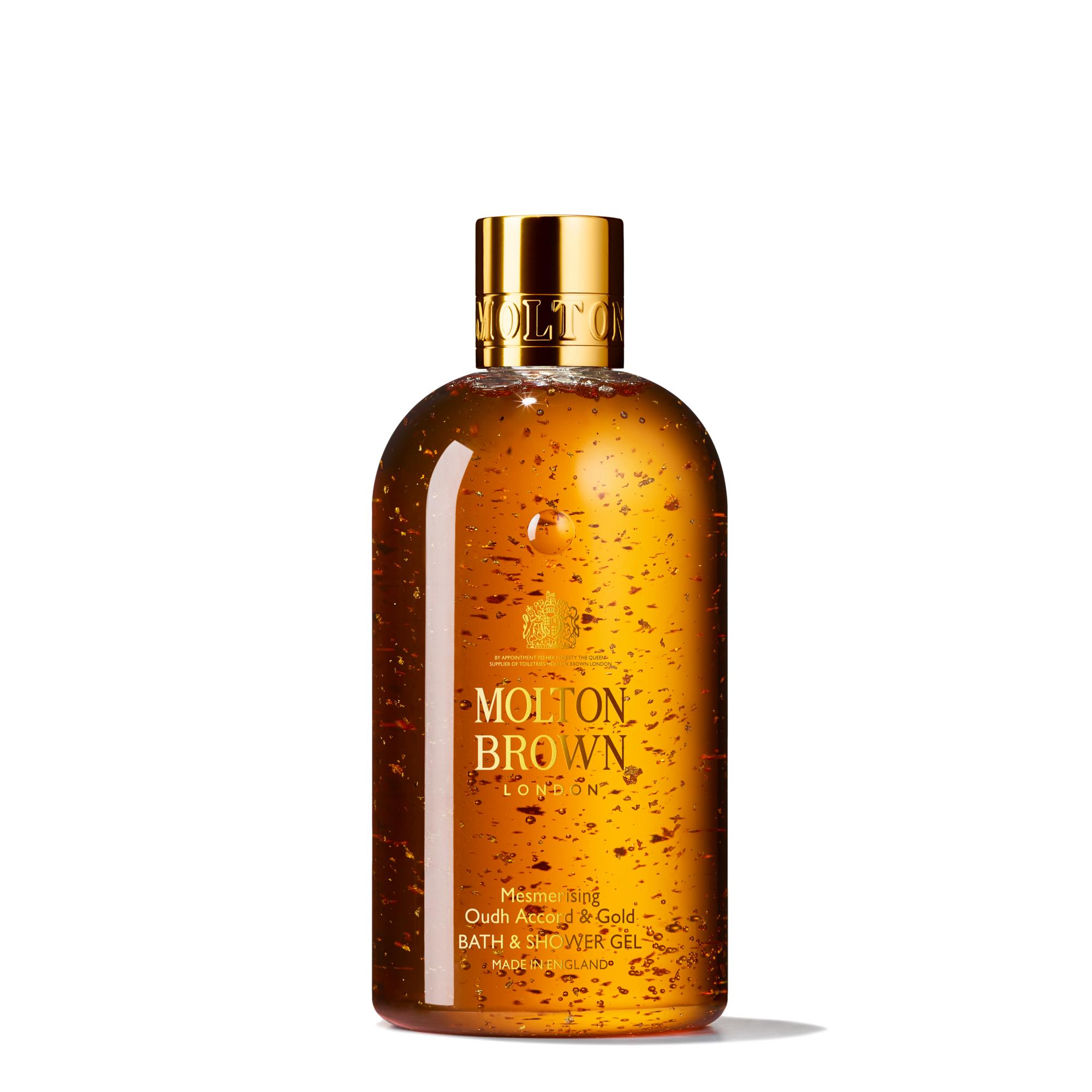 Mesmerising Oudh Accird & Gold Bath & Shower Gel