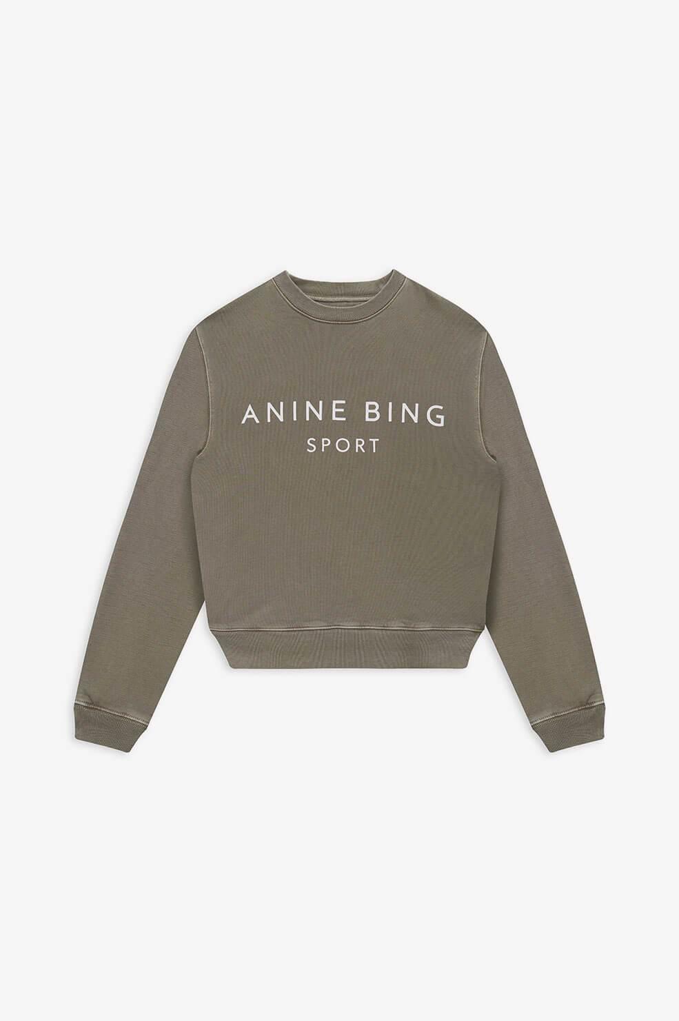 Evan Sweatshirt Anine Bing
