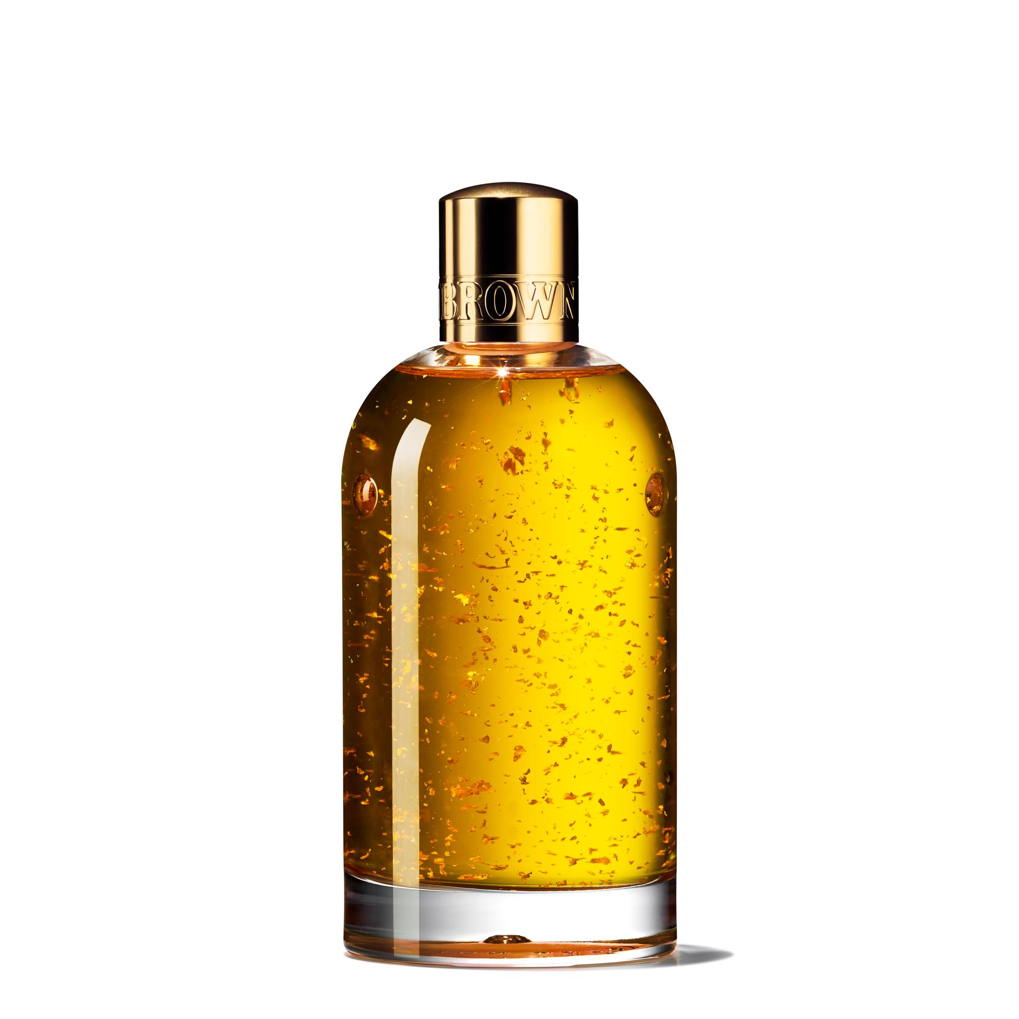 Mesmerising Oudh Accord & Gold Precious Bath Oil