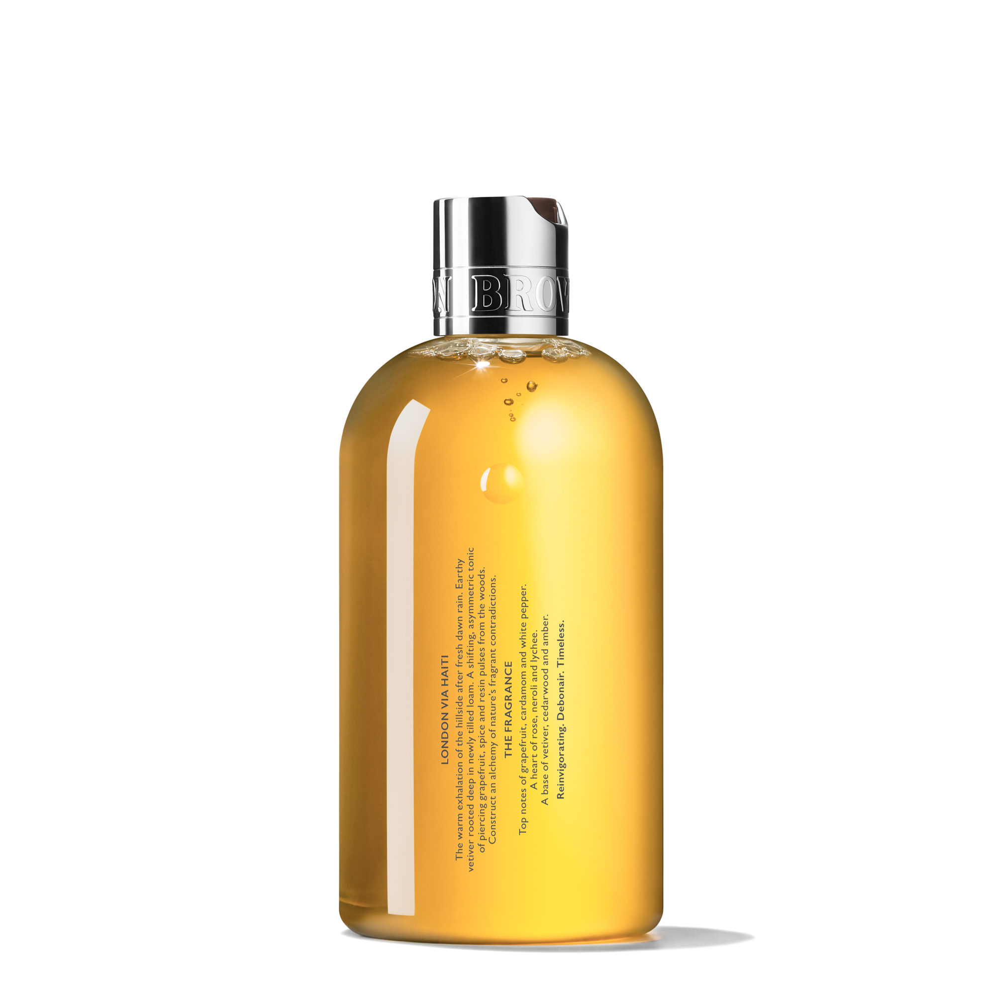 Vetiver and Grapefruit Bath & Shower Gel