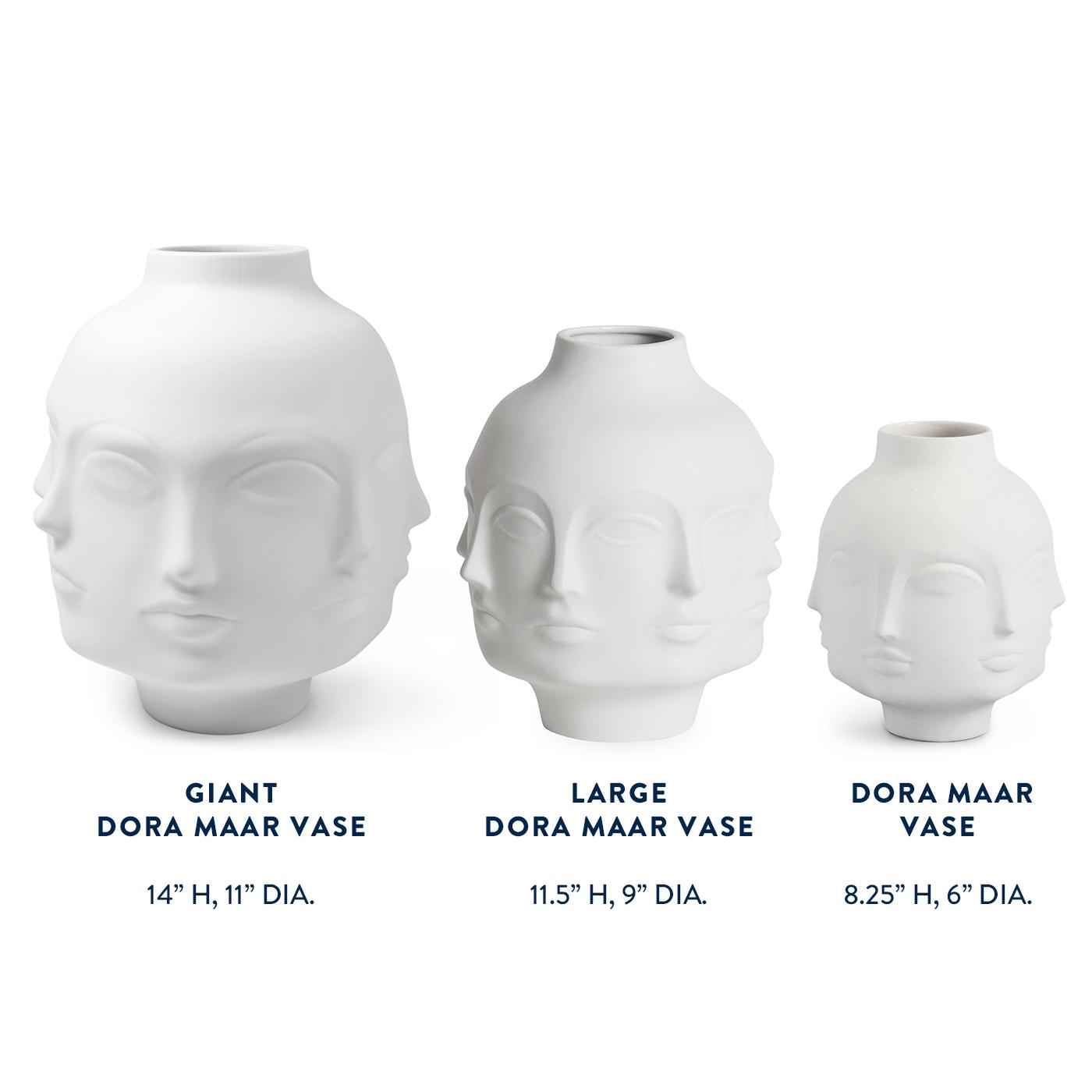Large Dora Maar Vase