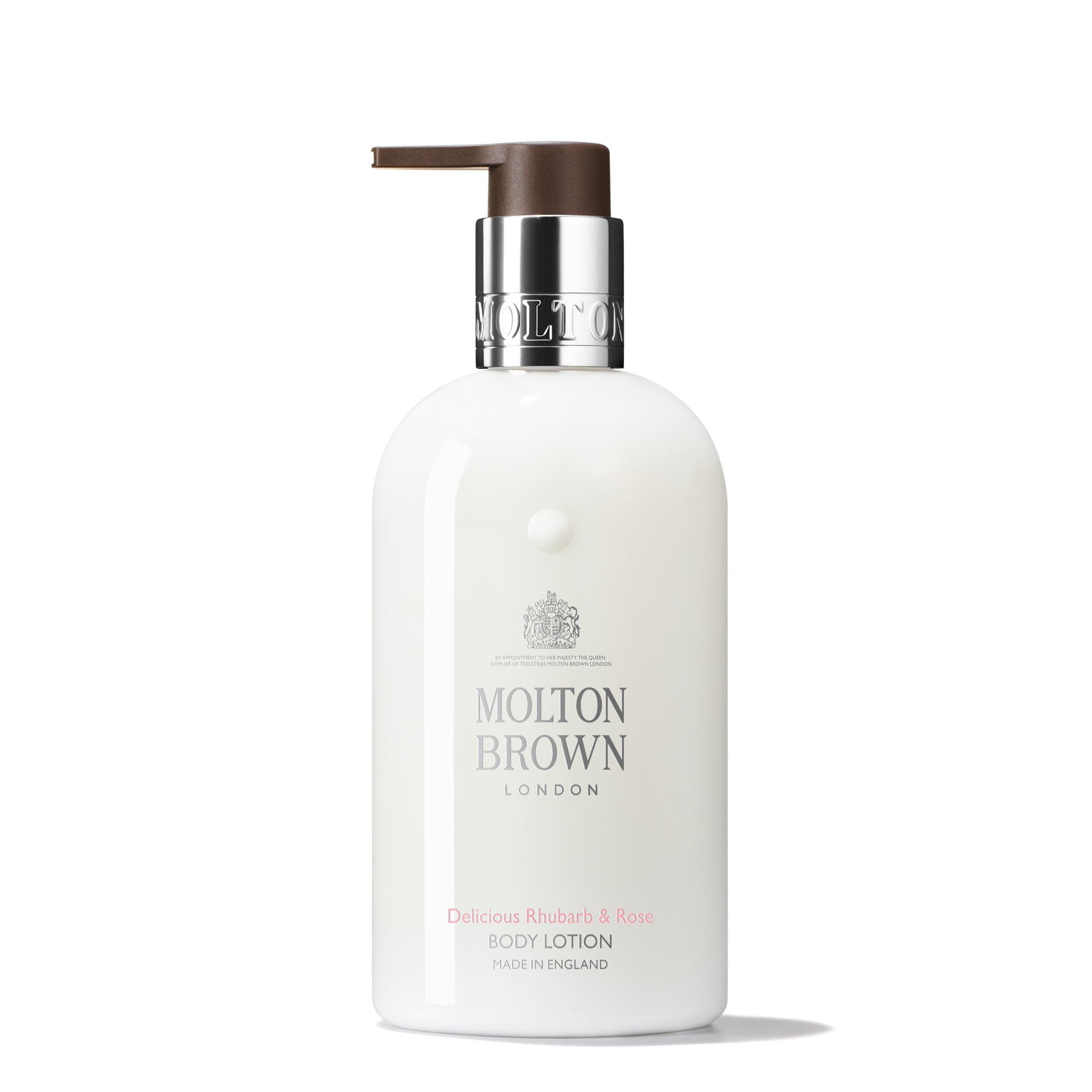 Delicious Rhubarb & Rose Body Lotion