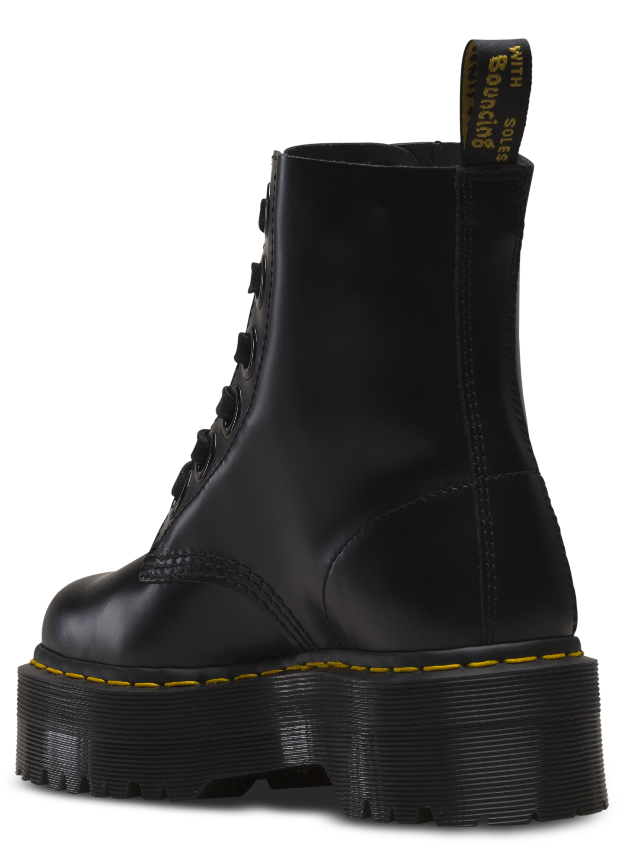 Molly Black Buttero Boot Dr. Martens