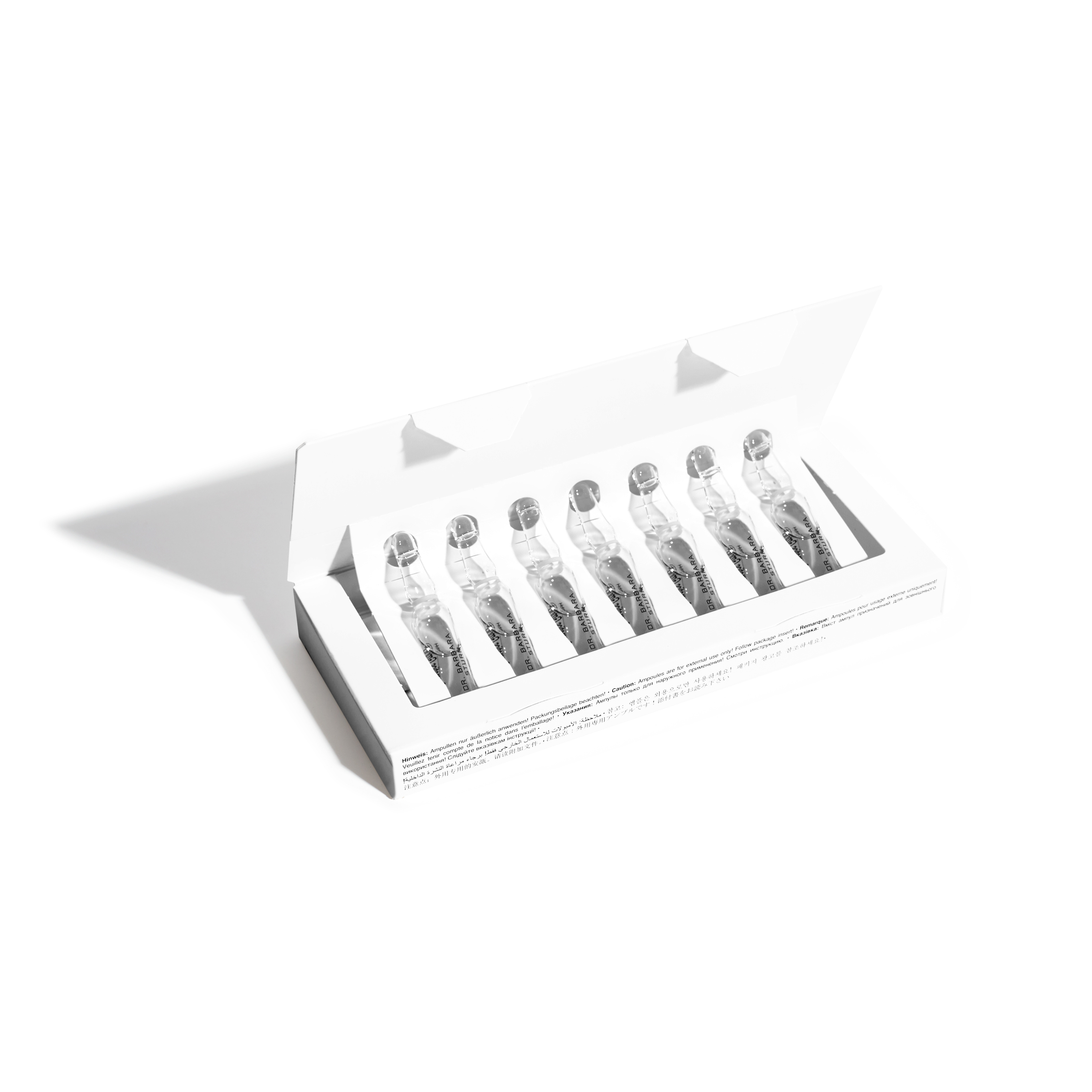 Hyaluronic Ampoules