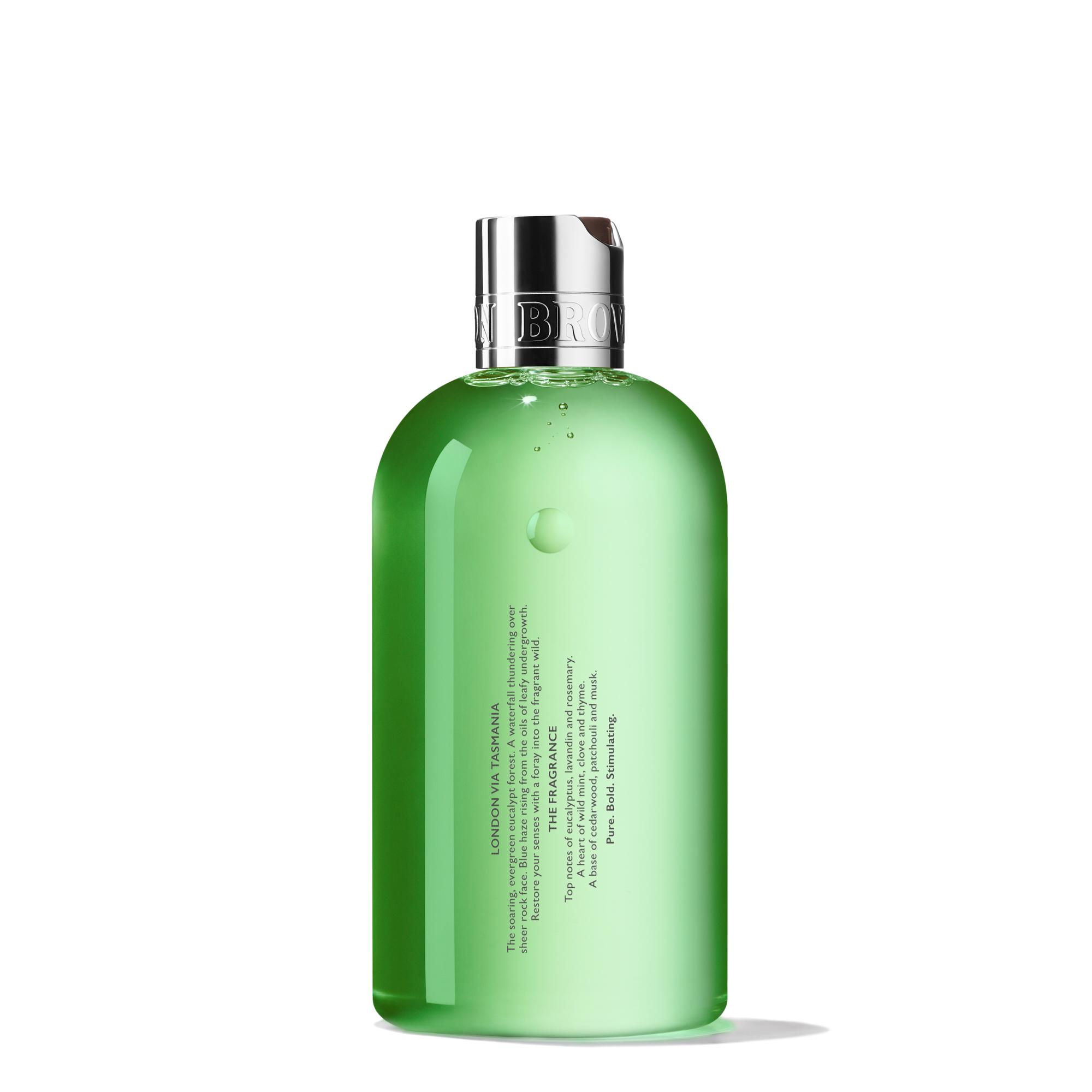 bath shower gel eucalyptus
