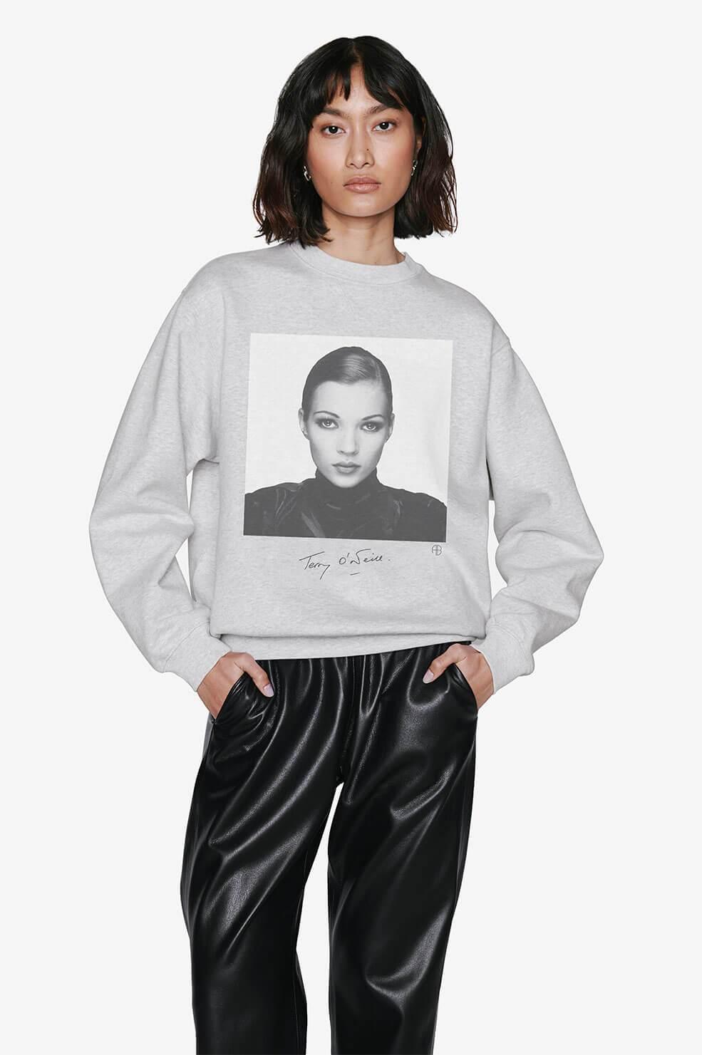 Ramona Sweatshirt AB X To Kate Moss