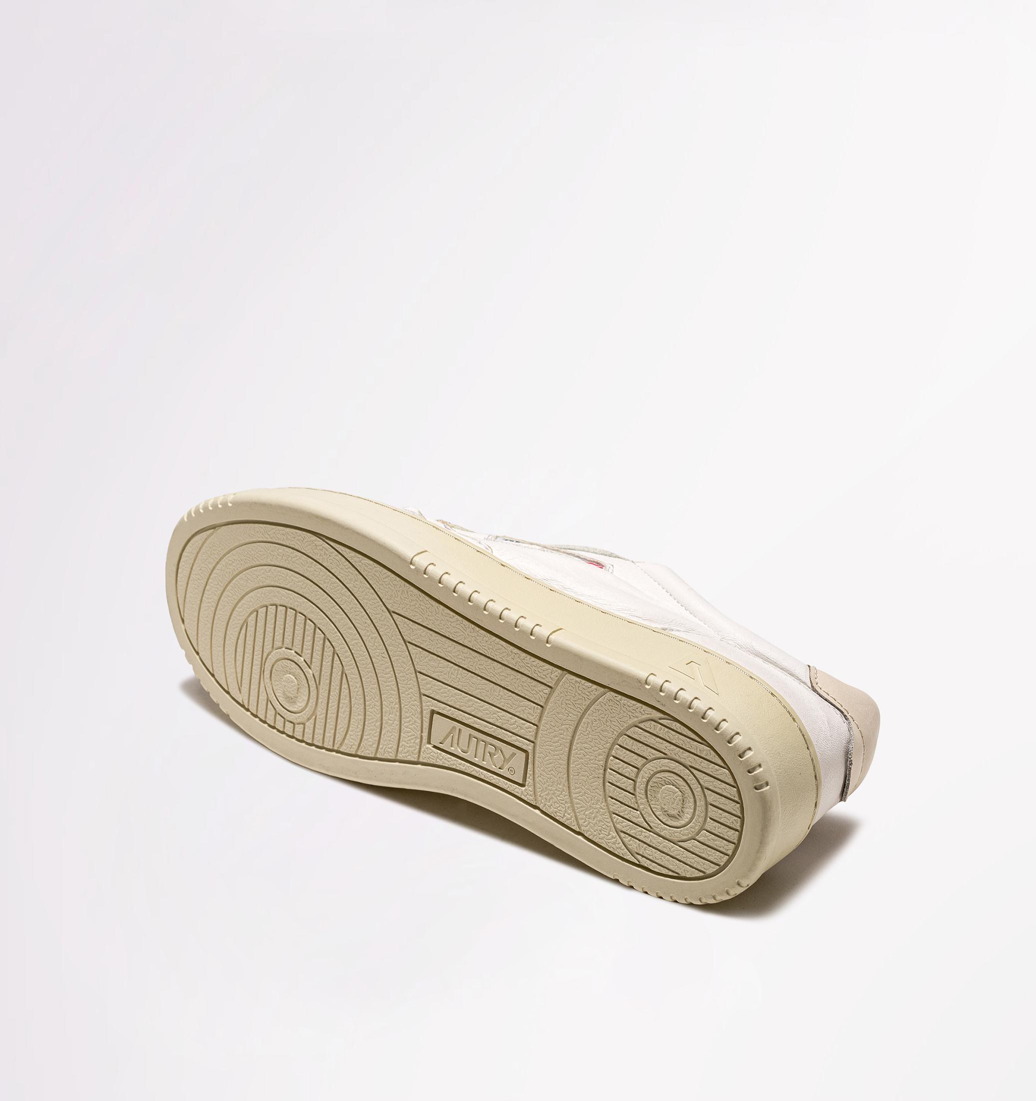 Autry Sneaker Ziegenleder