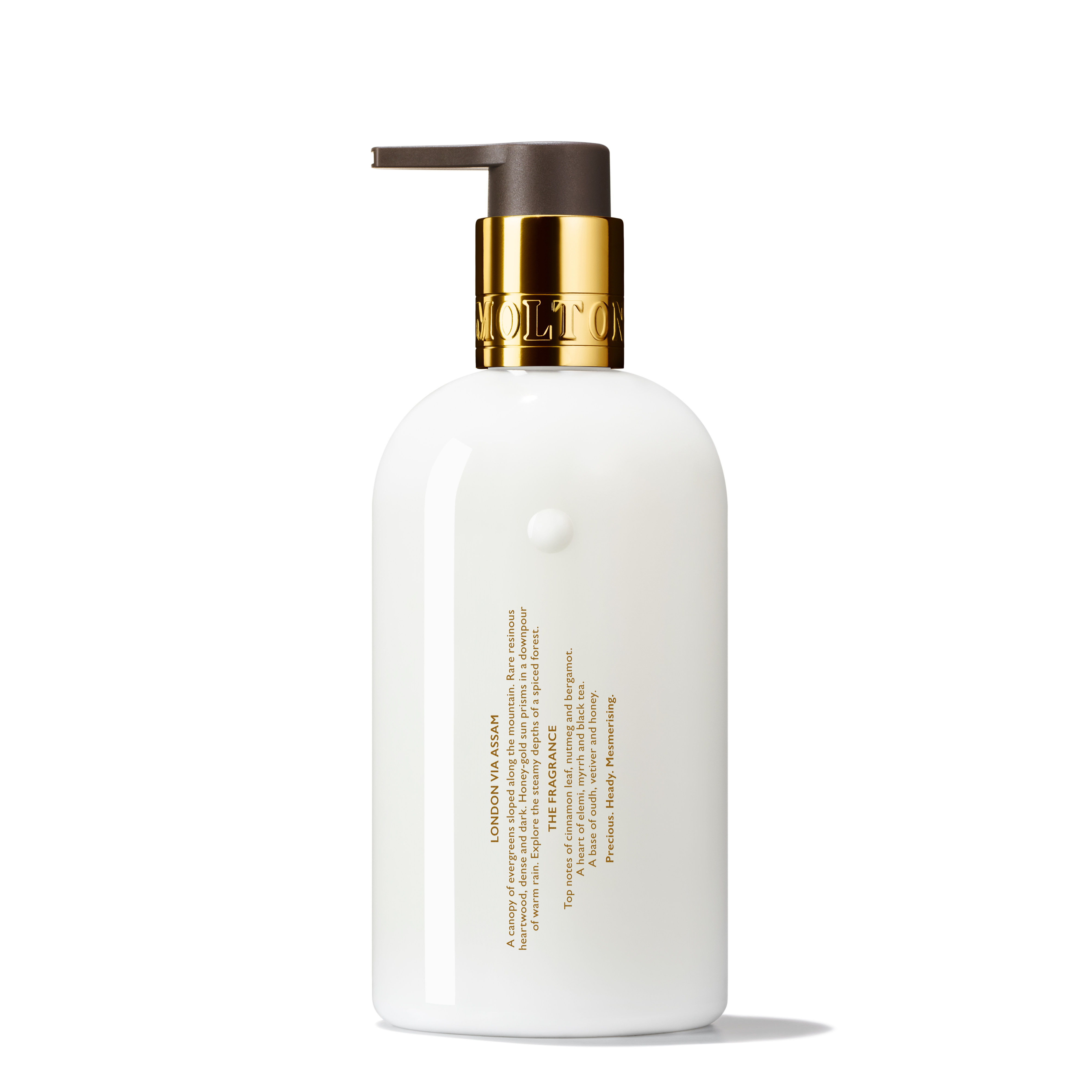 Mesmerising Oudh Accord & Gold Hand Lotion