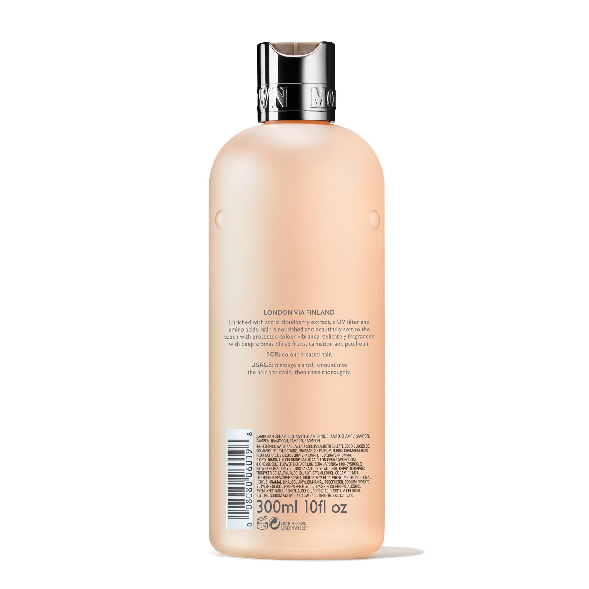 Nurturing Shampoo with Cloudberry
