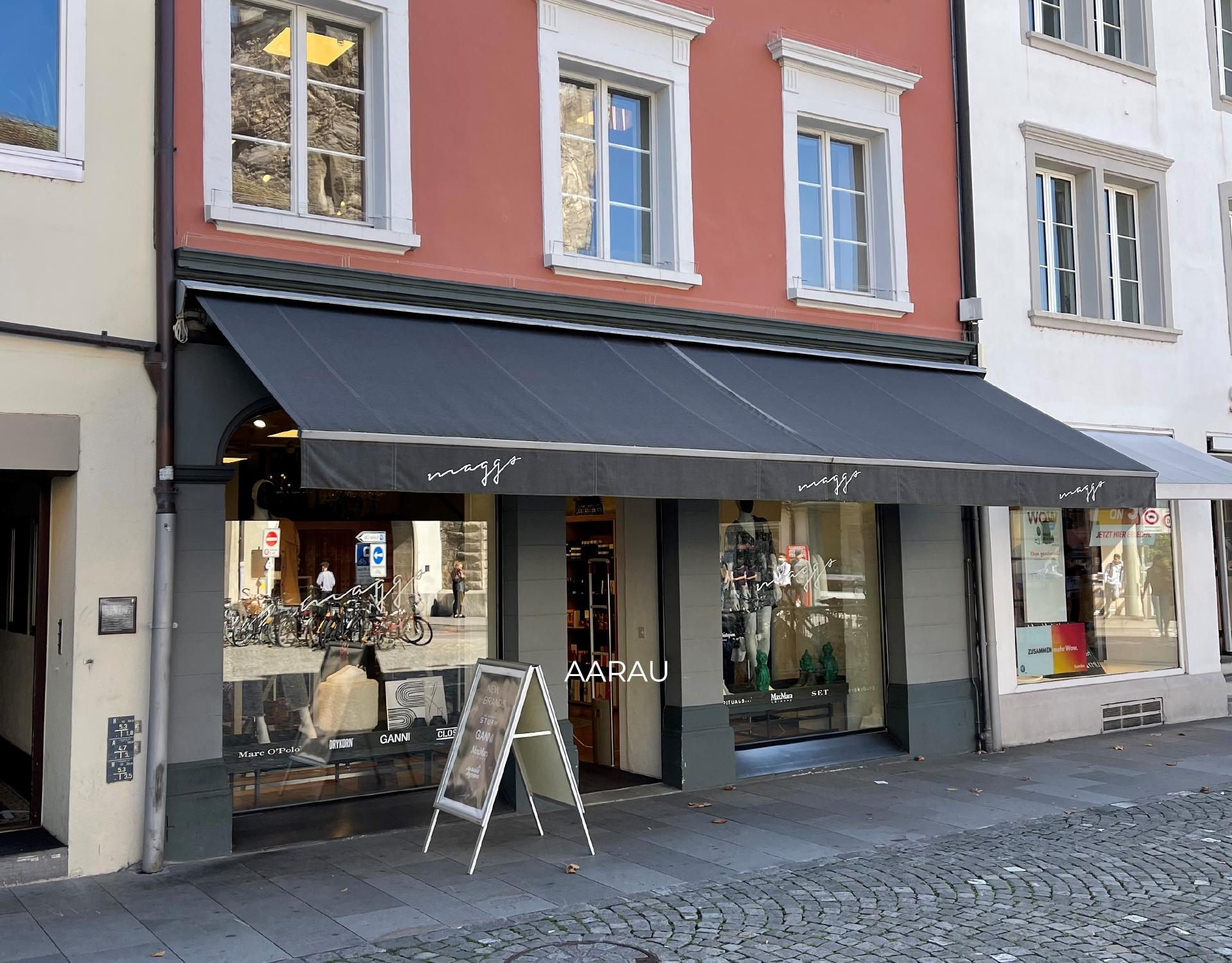Bild von MAGGS Aarau Fassade